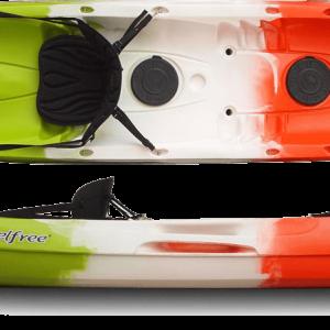 corona kayak double sit on top