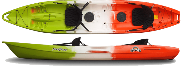 corona kayak double sit on top