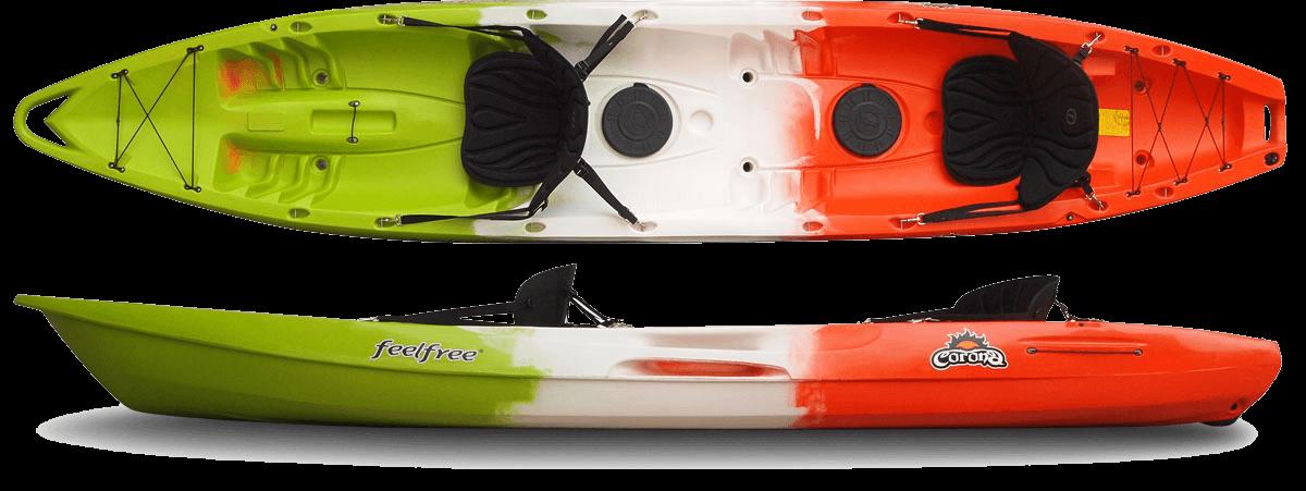 Corona kayak
