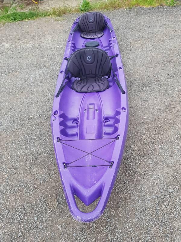 corona tandem kayak