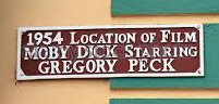moby dick plaque