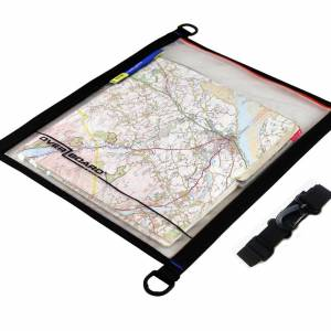 Map case for kayaking