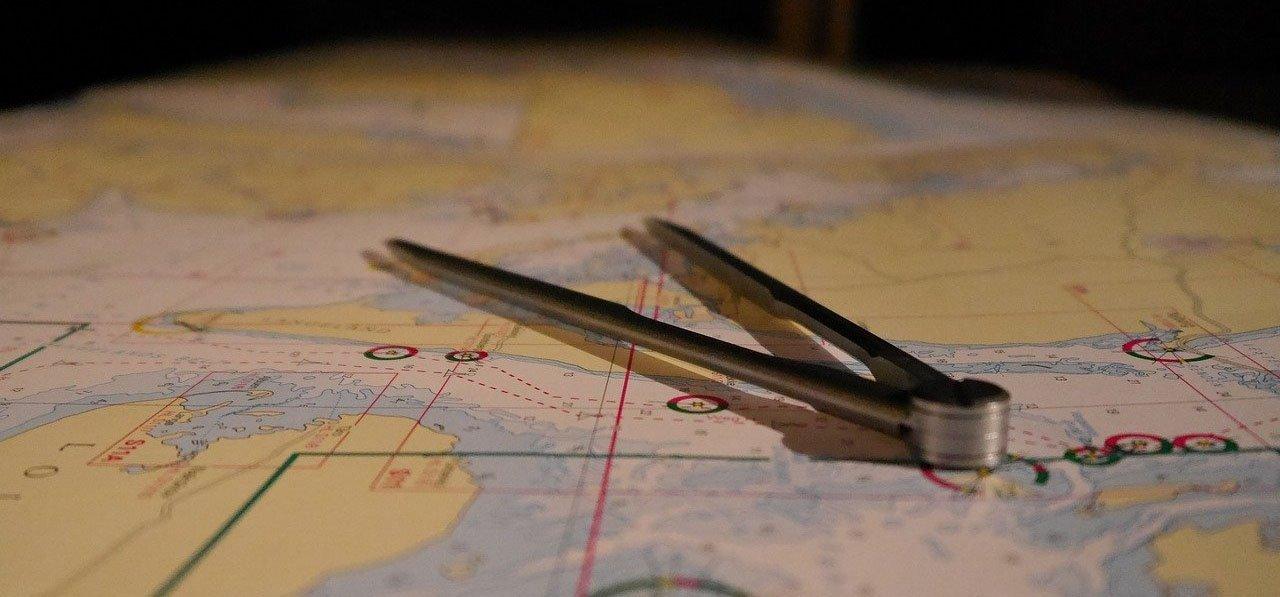 navigation planning chart